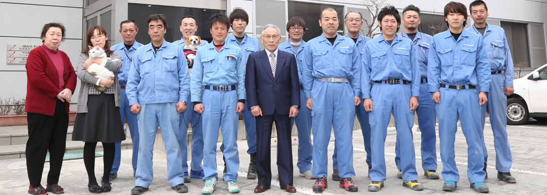 松島電気工事株式会社 工事 スタッフ