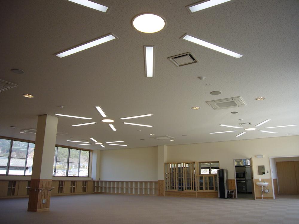 松本市四賀デイサービスセンター移転改築電気設備工事