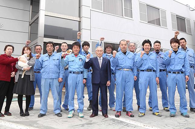 松島電気株式会社企業概要