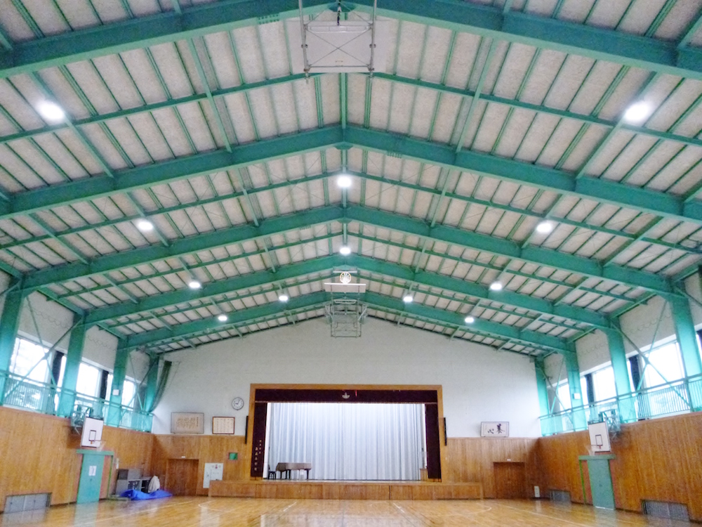 松本市立島立小学校大規模改造第1次整備事業第1期電気設備工事